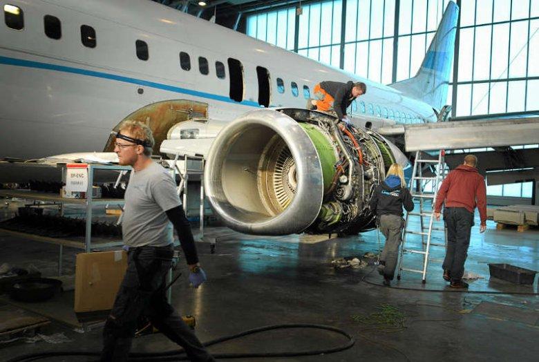 Lotnictwo to polska specjalność - nasze firmy są jednymi z najnowocześniejszych na świecie