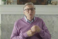 Bill Gates ostrzega przed następnym zagrożeniem - bioterroryzmem.