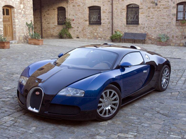 Bugatti Veyron – spełniony sen VW o supersamochodzie