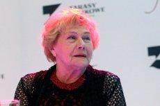 Teresa Lipowska ujawniła wysokość swojej emerytury.