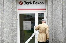 """Bank Pekao S.A. po roku od """"repolonizacji"""": wewnętrzne spory, demotywacja, psychoza strachu."""