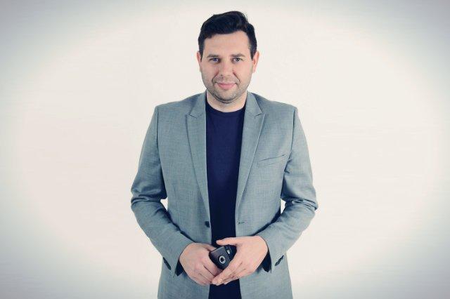 Tomasz Gibas, ekspert ds. sztucznej inteligencji