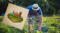 Twórcy ZdalnegoOgródkadka.pl umożliwiają ludziom z miasta wynajęcie grządki na uprawę własnych warzyw.