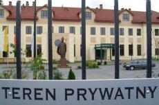 Budynek i akademiki Wyższej Szkoły Kultury Społecznej i Medialnej, której założycielem jest o. Tadeusz Rydzyk