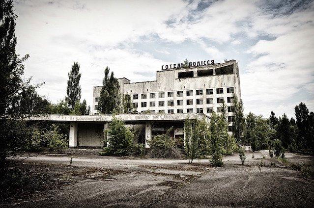 Prypeć to obecnie miejsce wycieczek dla fanów bardziej ekstremalnej rozrywki. W przyszłości może stać się sercem zielonej energii Ukrainy.