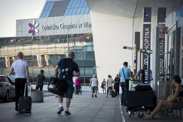 Okęcie to jedno z 6 lotnisk w Polsce, które notuje zyski