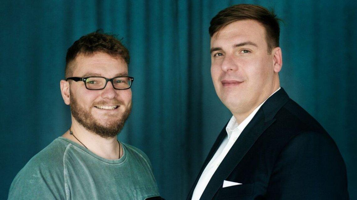 Twórcy aplikacji Clotify, Maciej Szurek i Mikołaj Krzemiński, są przekonani, że ich produkt to przyszłość reklamy.