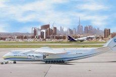 W czwartek nie lada gratka dla fanów lotnictwa - na Okęciu wyląduje największy samolot transportowy świata antonow AN-225 Mrija. Lotnisko udostępni relację na żywo z tego niecodziennego wydarzenia.