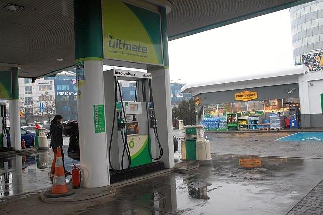 Dziś stacja benzynowa to wielkoformatowy punkt usługowy i handlowy