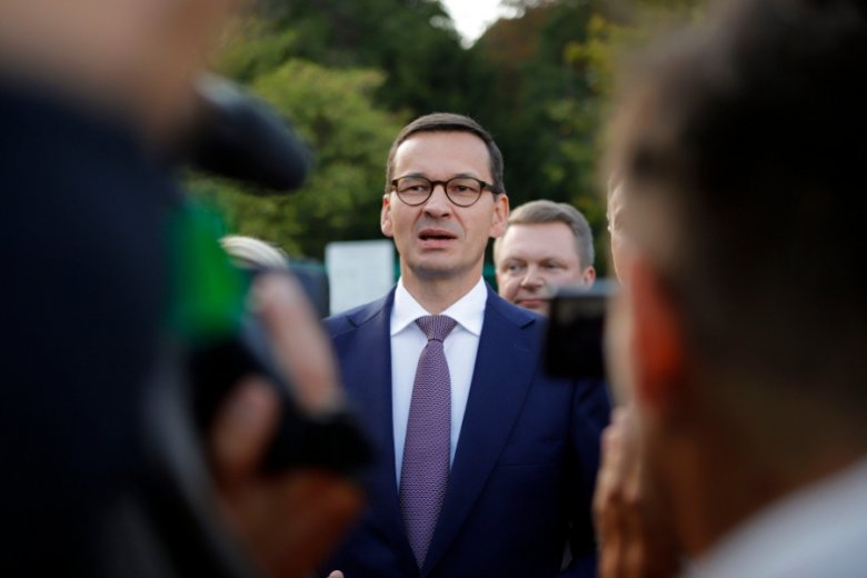 Gabinet Mateusza Morawieckiego postanowił poszukać pieniędzy na lokalne drogi na kontach Lasów Państwowych, podobnie jak kilka lat wcześniej rząd Donalda Tuska.