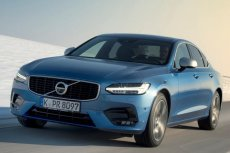 Volvo S90 jest hitem w segmencie Premium w Europie i USA