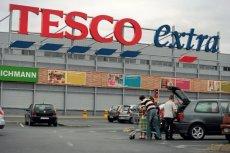 Czy Tesco wyjdzie z Polski? Prezes Tesco przyznał, że brytyjska sieć sklepów może wyjść z Polski