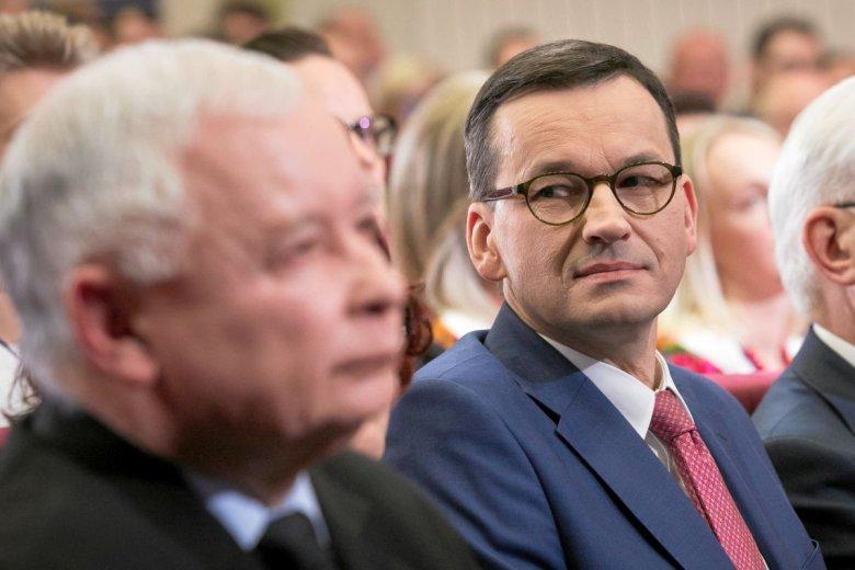 Spełnianie zachcianek prezesa Kaczyńskiego i realizacja jego planów przez premiera Morawieckiego kosztuje nas coraz więcej