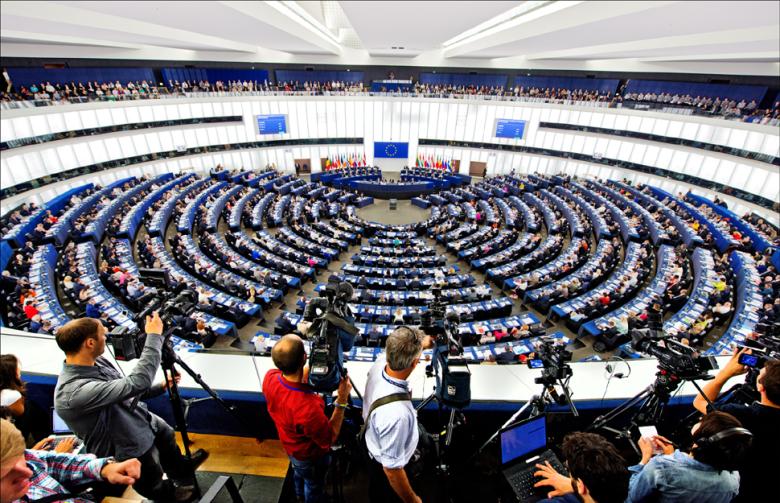 Siedziba Parlamentu Europejskiego w Strasburgu. Fot. European Parliamen