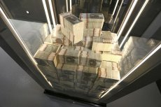 Ministerstwo Finansów i państwowy bank pod koniec roku masowo sprzedawały waluty, by podnieść kurs polskiego pieniądza.