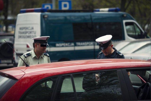 Kontrola Inspekcji Transportu Drogowego