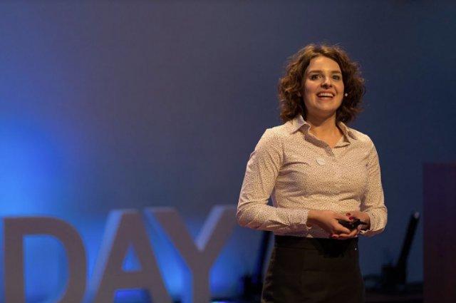 Sara Koślińska to jedna z osób, które głośno mówią o problemach z jakimi mierzą się kobiety w środowisku start-upowym
