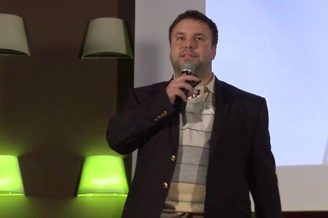 Łukasz Młodyszewski to jeden z absolwentów SU.