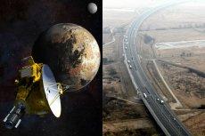 Budowy autostrad w Polsce są kosmicznie drogie.