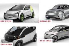 Zwycięskie projekty w konkursie na polski samochód elektryczny ElectroMobility Poland