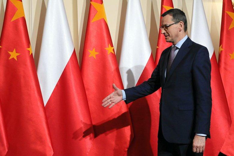 Nie wiadomo, czy premier Morawiecki jest świadom, iż niedługo trzeba będzie przywitać się z kryzysem.