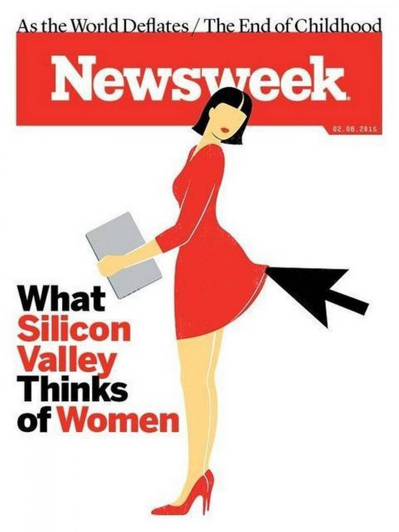"""Okładka aktualnego """"Newsweeka"""""""