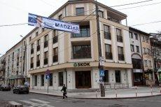 Oddział SKOK w Wołominie. Bank ma trafić do licytacji z ceną wywoławczą na poziomie 1 zł.