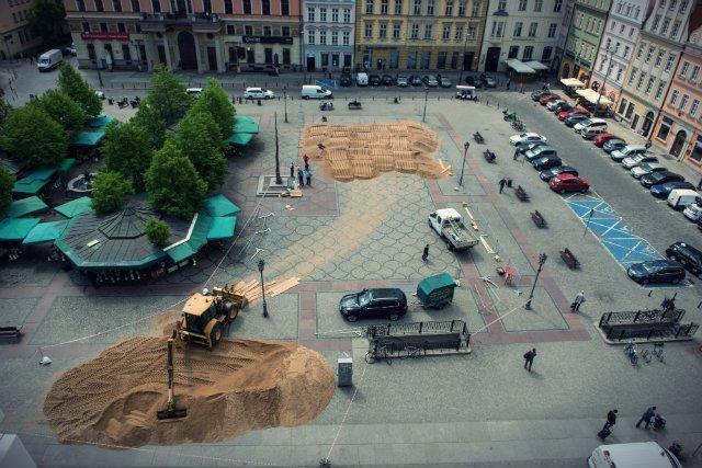 Wśród obcokrajowców dużą popularnością cieszy się Wrocław