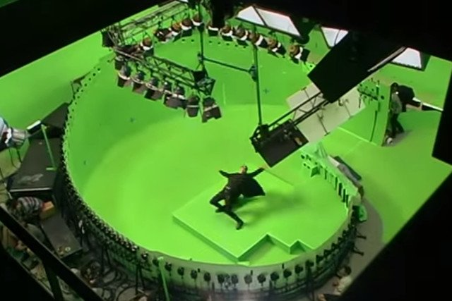 The Matrix – kulisy efektów specjalnych