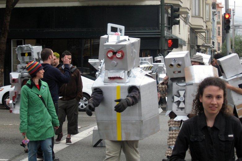 """Wraz z postępującą automatyzacją, wzrośnie zapotrzebowanie na zawody związane z """"obsługą człowieka"""""""