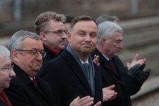Wiceministrowie płacą za wynajem w Warszawie 1 tys. zł. Według prezydenta Andrzeja Dudy, to duża kwota, która znacząco obniża ich pensje.