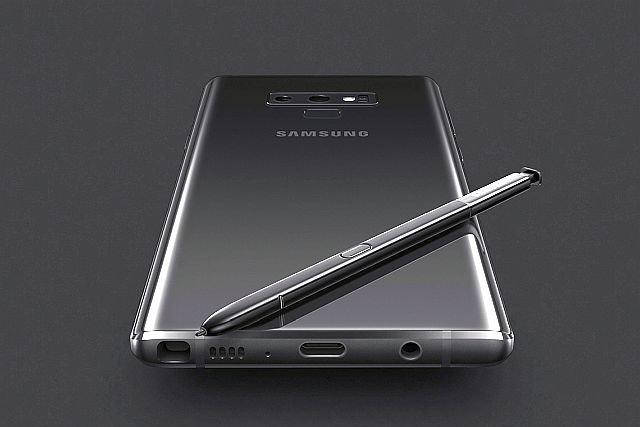 Samsung S9 Note - potężna biznesowa maszyna