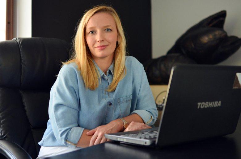 Anna Kolasa, współzałożycielka Diuny, tłumaczyła pierwsze zlecenia powierzane warszawskiej firmie