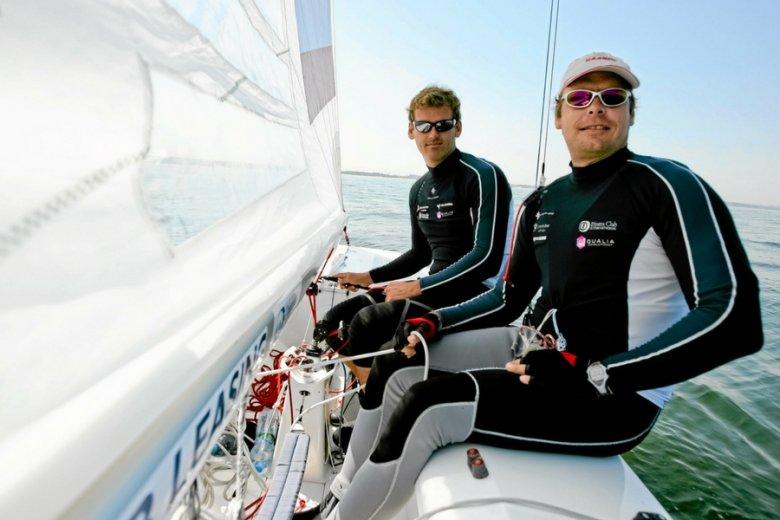 Życie sportowca na emeryturze to nie bajka. Mistrz żeglarstwa znalazł jednak pomysły na siebie.