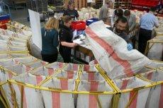 Poczta Polska monitoruje przesyłki z Chin wspólnie ze skarbówką