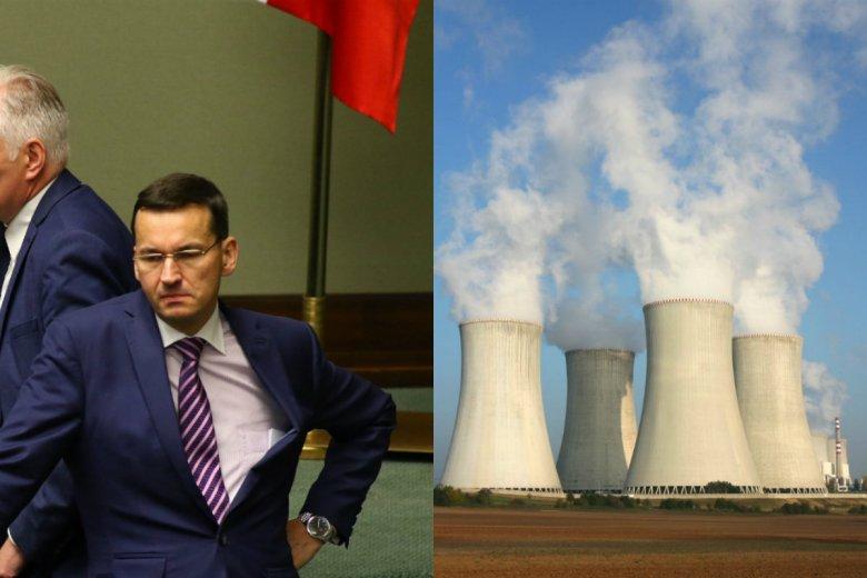 Decyzja o budowie elektrowni atomowej w Polsce już zapadła. Morawiecki i Tchórzewski nie mogą jednak dojść do porozumienia
