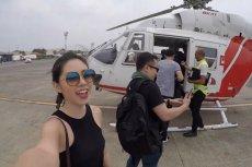 Pilotażowy program Uberchopters działa również w Indonezji.