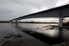 Most w Połańcu wybudowano za 230 mln złotych, po czym okazało się, że obiekt... nie ma sensu