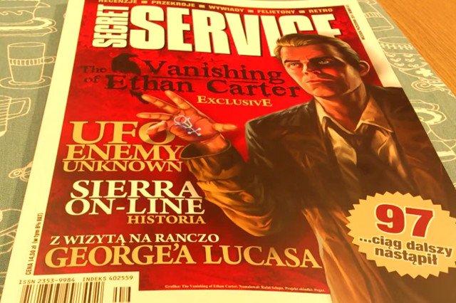 SecretService - reaktywacja.