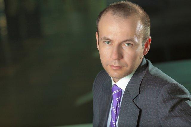 Marcin Serafin, Kierujący Wydziałem Transakcji z Klientami w Departamencie Skarbu Banku Millennium