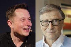 Bill Gates jeździ elektrykiem Porsche Taycan. Elon Musk poczuł się urażony, że nie Teslą.