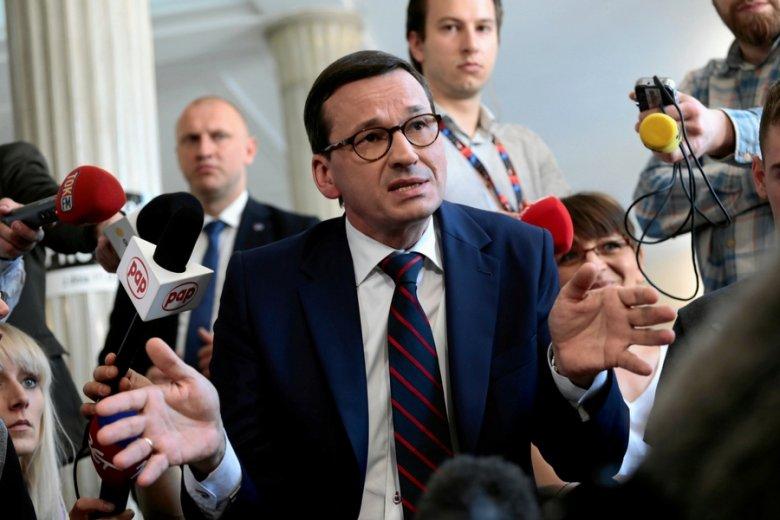 Nowym pomysłem premiera Mateusza Morawieckiego jest tzw. podatek solidarnościowy, dotyczący najbogatszych Polaków.