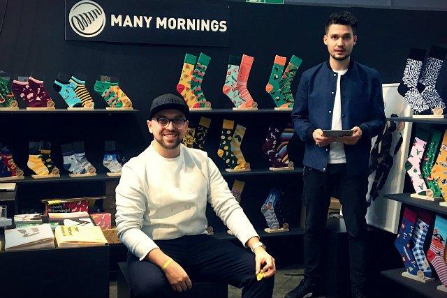 sklep internetowy wylot online wielka wyprzedaż Polska firma Many Mornings zarabia na robieniu skarpetek nie ...