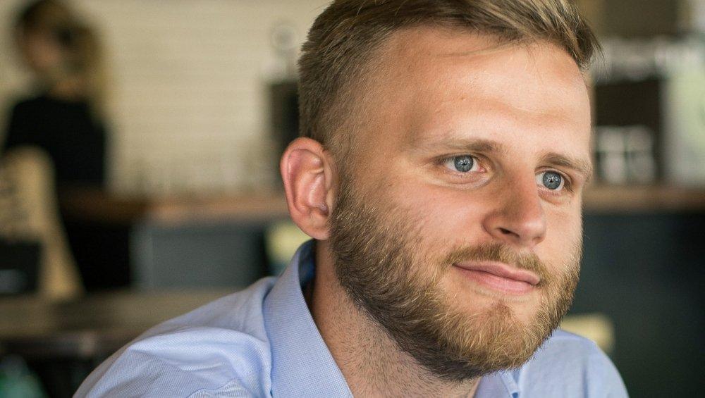 Wiktor Jodłowski, założyciel i prezes szkoły językowej Talkersi, nie unika rozmawiania o nieudanej inwestycji. Wierzy, że wiele się z niej nauczył i już planuje następną.