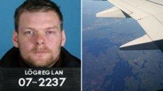 Sindri Thor Stefansson jest podejrzewany o współudział w wielkim islandzkim skoku na koparki do kopania kryptowalut. Uciekł z więzienia o złagodzonym rygorze, potem dostałsię na pokład samolotu, którym podróżowała premier Islandii