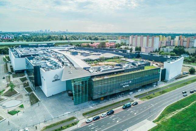 Tak wygląda nowa galeria handlowa na Białołęce