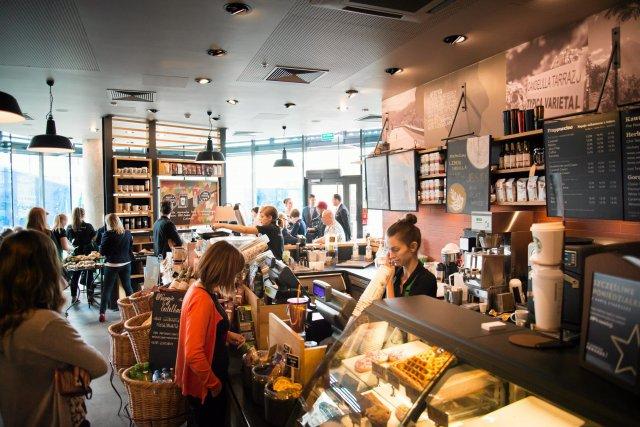 Starbucks wprowadza specjalną obniżkę swoich produktów