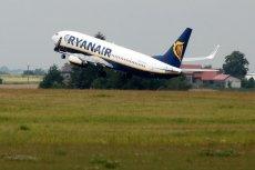 Część samolotów Ryanair zniknie z polskich lotnisk, zastąpione nową marką