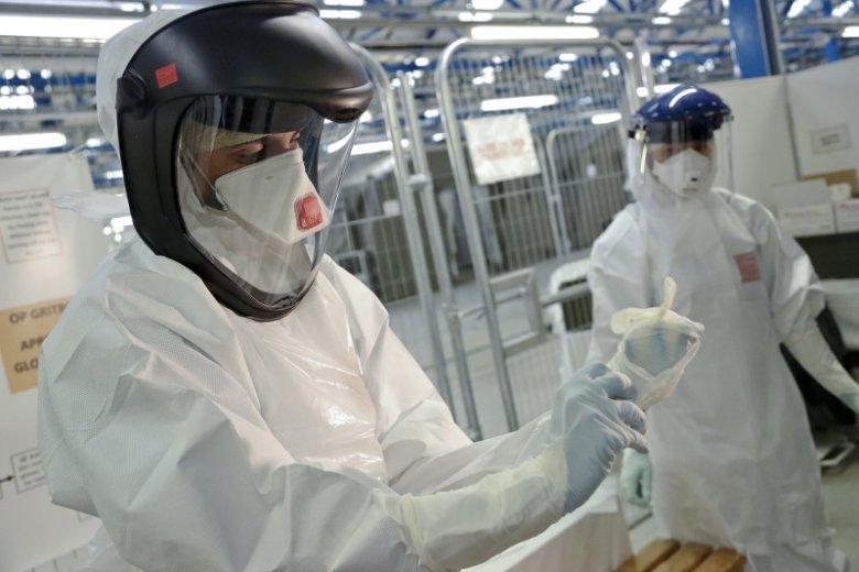 Skuteczna szczepionka na ebola to wynik działania wielu ludzi, konsorcjów i branży