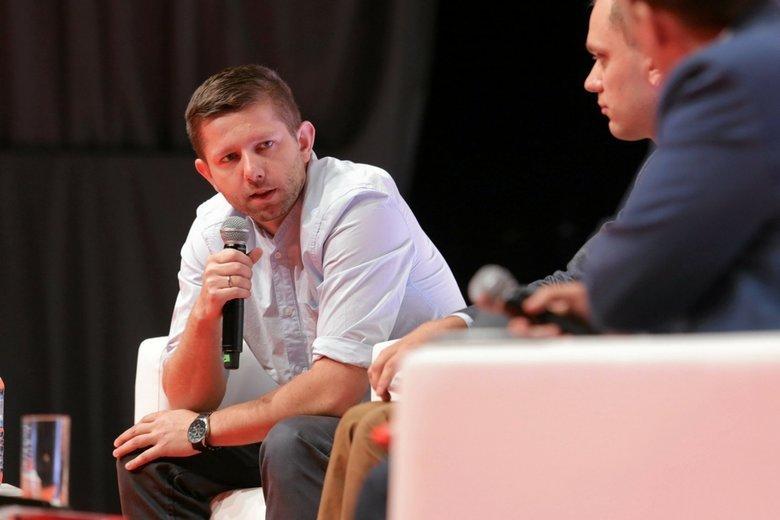 Michał Sadowski, szef Brand24